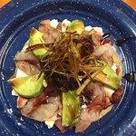 Desde una Tarta de salmón fresco, pasando por un aguachile de camarón fresco del pacifico, asent