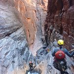 The Chute only can be seen with West Oz Adventure Tours
