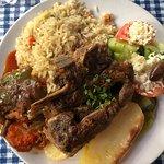 Stepho's Souvlaki Greek Taverna Foto