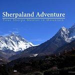 logo of sherpa land adventure