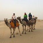Bilde fra The Real Deal Rajasthan Camel Safari