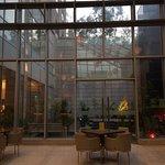 Ground Floor Lobby Area