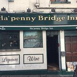 Ha'penny Bridge ภาพถ่าย