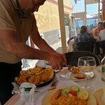 Restaurante la Puntilla Casa Menso Photo