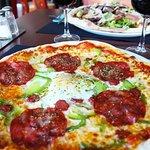 La Piazza d'Italia Nantes - Pizza Vésuvio