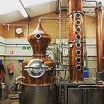 Can produce 400 bottles of Gin at a time.