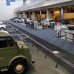 Automotive displays hall