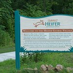 Heifer Global Village at Shepherd's Spring