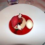 Rhabarber, Guave, Erdbeere