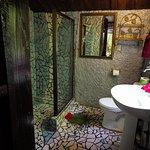 Standard Room Bathroom at Belize Boutique Resort and Spa