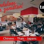 Restaurant overview tapasia