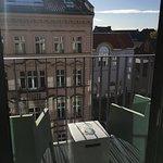 房外的小陽台