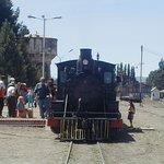 """El Maitén es conocido a nivel mundial por ser capital del tren de trocha angosta """"Viejo Expreso"""