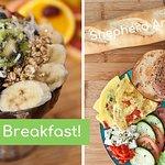 Shepherd Breakfast and Acai Bowl Miami Beach