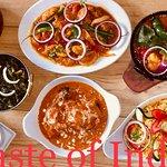 Foto van Taste of India