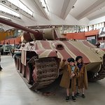 The Tank Museum Foto