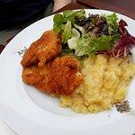 steirischer Backhendlsalat