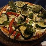 succulent pizza