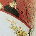 La loge au mascaron doré