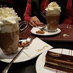 Mmmm...chocolate.