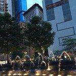Columbus Circle ภาพถ่าย