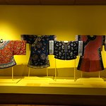 Beautiful Chinese textiles - just some of the treasures at the AGSA