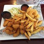 Salty's Shrimp Feast