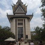 Sightseeing Phnom Penh