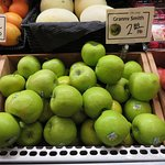 WA apples of course