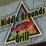 Foto van Middle Grounds Grill