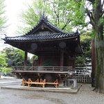 Billede af Nezu Shrine