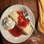 Cheese cake for the sharing...