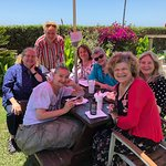 Ladies who Lunch enjoy Padaro Beach Grill June 2018