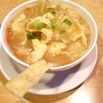 Leong's Egg Drop Soup