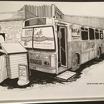 Lye Cross Farm Bus Cafe Foto