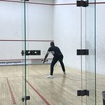 Khalifa Tennis and Squash Complex의 사진