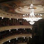 Interior of Bolshoi theater