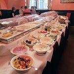 Breakfast at Koenig von Ungarn, placescases.com
