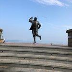 Bild från Eric Morecambe Statue