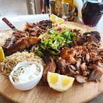 Great Mixed Grill !