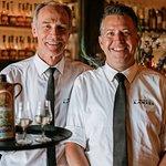 Nils & Peter, our senior bartenders
