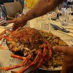 Pasta Crab