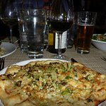 Brussels Sprout Pizza - delicious
