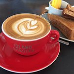 Island Roasted Flat White