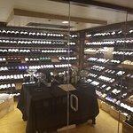 elliot's wine room