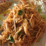 Pad Thai (Chicken)