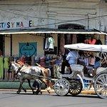 Right outside of Masaya Market Nicaragua