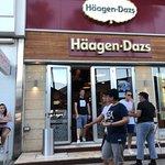 Haagen-Dazs Fotografie