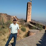My Kodak moment inside Jaigarh Fort