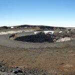 Mount Kilimanjaro Crater rim